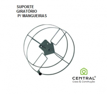 Fotos para Suporte para Mangueira jardim METAL 31 3412.5400