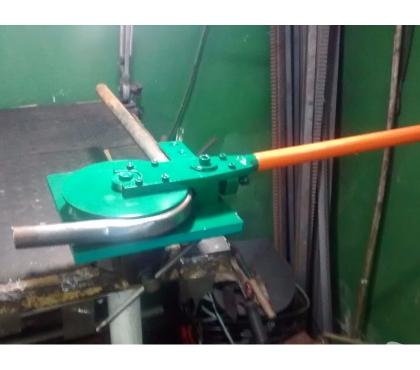 """Fotos para Curvadora de tubos Manual 1"""" VGMEC"""