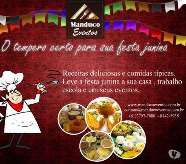 Fotos para Buffet Junino - encomendas para Festa Junina no DF e GO