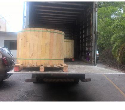 Fotos para Caminhão Baú Plataforma Hidráulica em BHMG