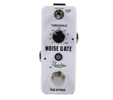 Fotos para Pedal Reduz Ruídos Noise Gate Rowin Mooer Boss Pta. Entrega