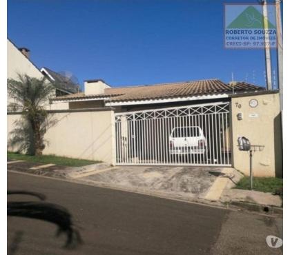 Fotos para Ref:00465-Vende-se excelente casa térrea em Atibaia, SP.
