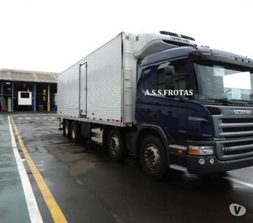 Fotos para scania p310 bitruck 2019 camera fria