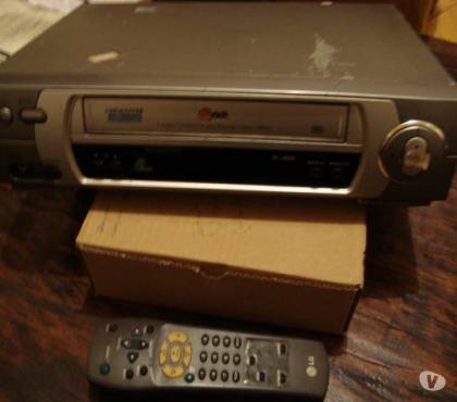 Fotos para Vídeo Cassete LG Mod. BC 4808(p/ sucateamento)