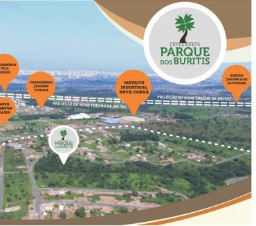 Fotos para Loteamento Parque dos Buritis ENTRADA FACILITADA