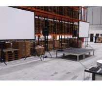 Fotos para Locação aluguel caixas de som sonorização peventos