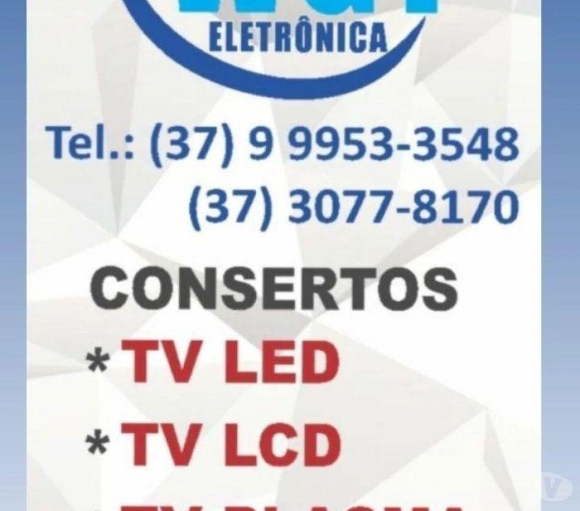 Fotos para Conserto TV LED - LG . SAMSUNG - PARÁ DE MINAS e REGIÃO