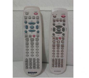 Fotos para VIIIA - Vendo Controle Remoto DVD Semp Toshiba