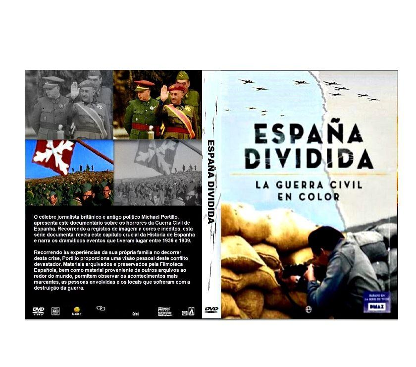 Dvd Espanha As Cores Da Guerra Civil Jequie Ba Jogos De Video Game Usados No Vivalocal
