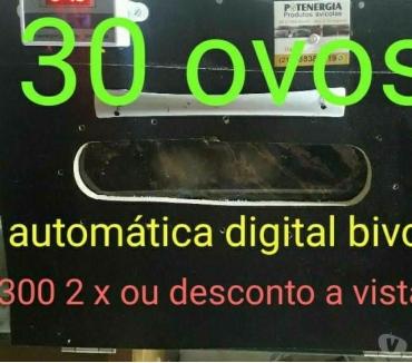 Fotos para Chocadeira 30 ovos automática digital