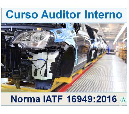 Fotos para AUDITOR INTERNO DA NORMA IATF 16949:2016 – GESTÃO AUTOMOTIVA