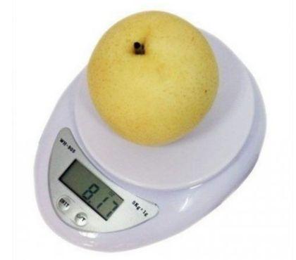 Fotos para Balança Digital de Precisão Cozinha Peso 1g à 5kg