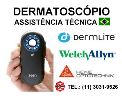 Fotos para Assistência técnica para dermatoscopio