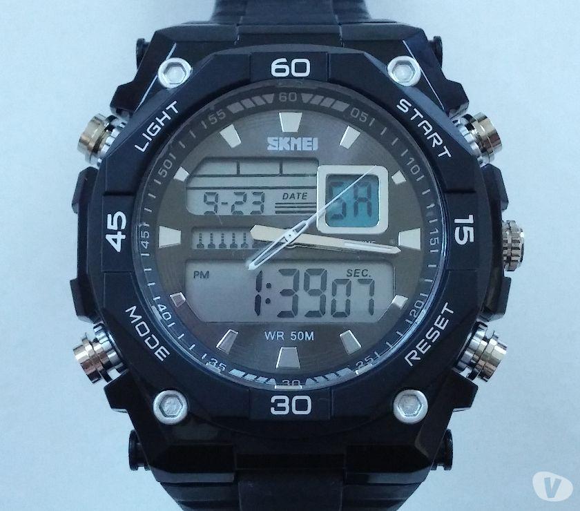 Fotos para Relógio Militar Skmei 1090