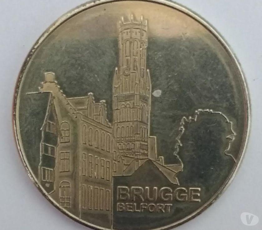 Fotos para Moeda - Belgian Coin Collectors - Brugge-Belfort