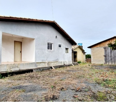 Fotos para Casa de alvenaria com galpão no Encruzo - jaguarunaSC