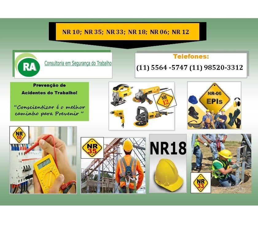 """Fotos para Cursos NR-10 - """"Preço Baixo"""" Santo Amaro Zona Sul - NR 10"""