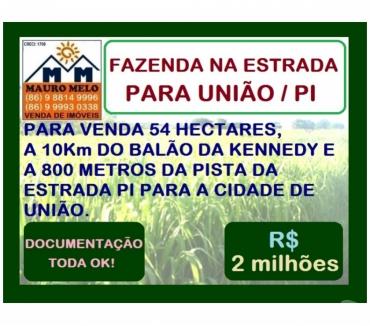 Fotos para === FAZENDA NA ESTRADA DE UNIÃO ===