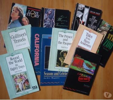 Fotos para Livros em inglês