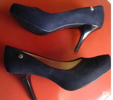 Fotos para Sapato alto fechado Vizzano Preto