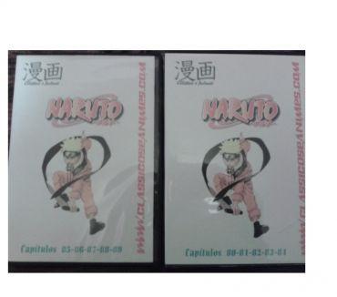 Fotos para X - DVDs Naruto