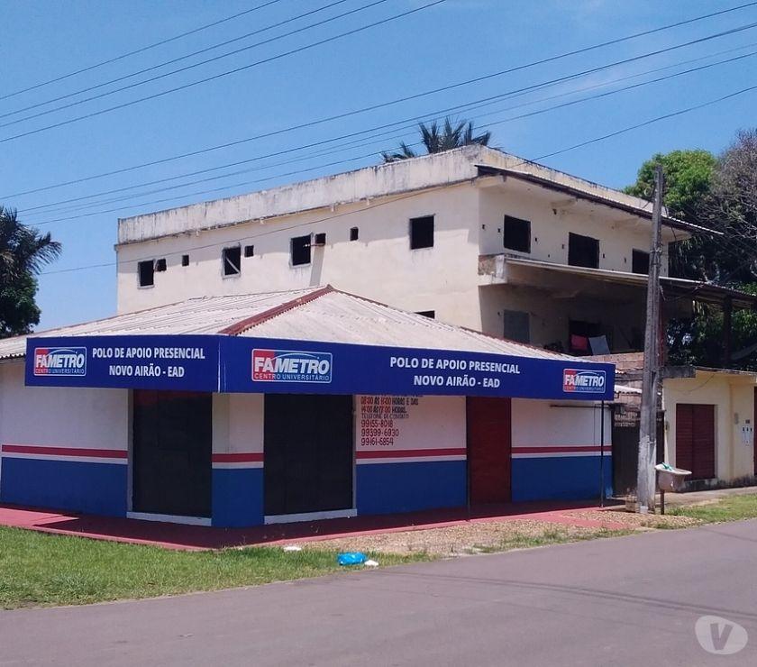 Comprar Loja Novo Airao AM - Fotos para Prédio comercial no centro de Novo Airão