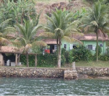 Fotos para casa 02 dormitórios ilha Caiera Angra dos Reis - RJ