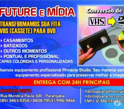 Fotos para Transforma fita de vídeo para dvd fortaleza ceara