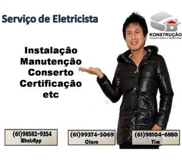 Fotos para Orçamento de Elétrica para Serviços Elétricos no DF