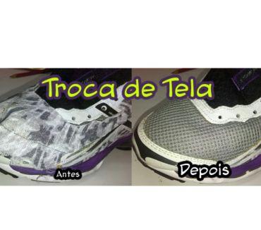 Fotos para TROCA DE TELA