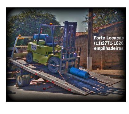 Fotos para Locacao kit remocao tartarugas macaco unha girafa tirfor