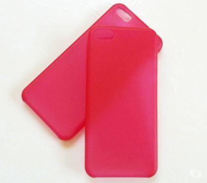 Fotos para Capa Case em SiliconeTPU Vermelho Iphone 6 (4.7)