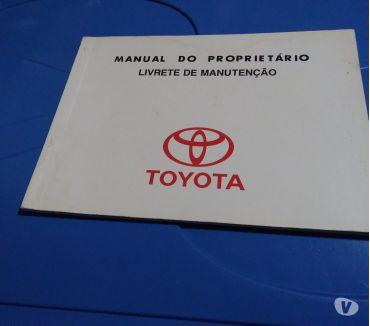 Fotos para Manual Proprietario Toyota Bandeirante original
