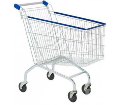 Fotos para reforma de carrinhos para supermercados e condominios