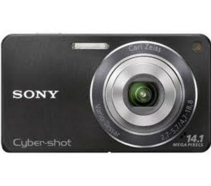 Fotos para Câmera Digital Sony Cyber-Shot DSC-W350 14.1MP Preta
