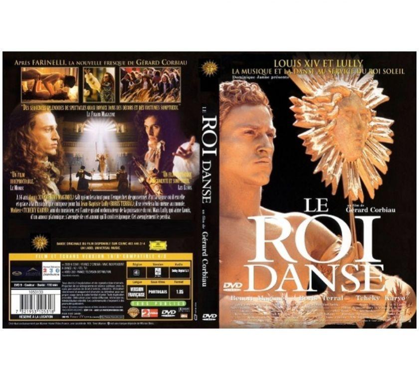 Fotos para Dvd Le Roi Danse