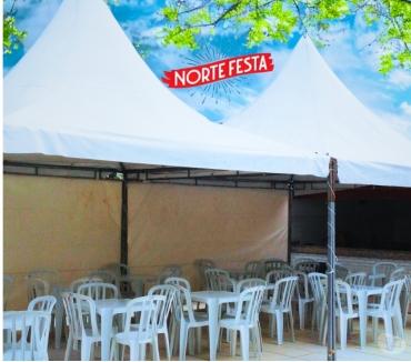 Fotos para Locação de tendas 3x3 e 4x4 Zona Norte