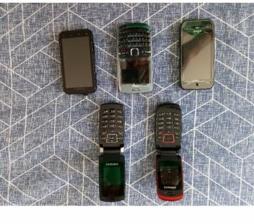 Fotos para vendo celular usado diversas marcas