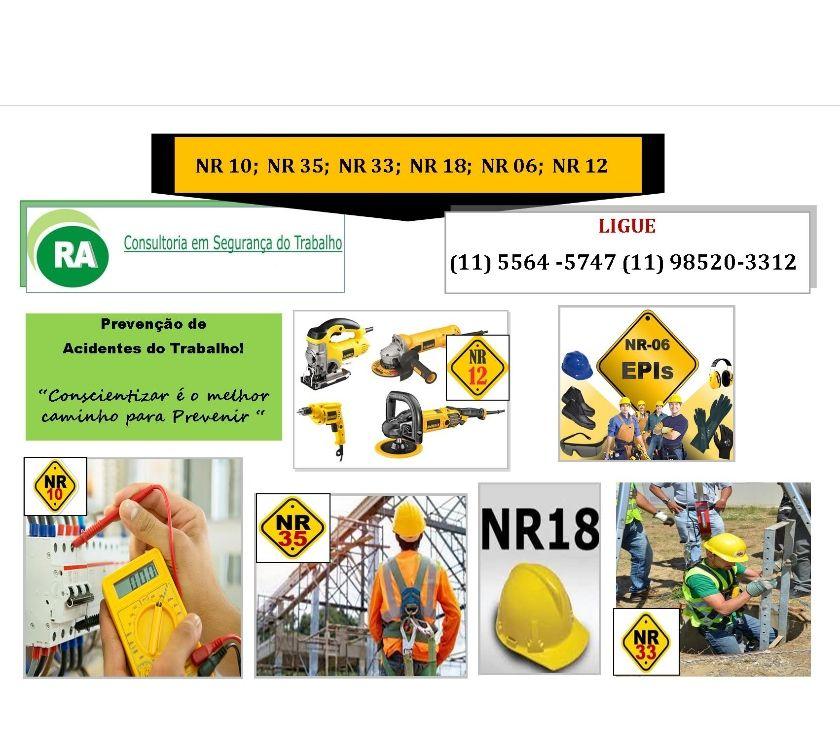 Fotos para 160,00 Curso NR10 na Zona Leste e Oeste de S. Paulo -160,00