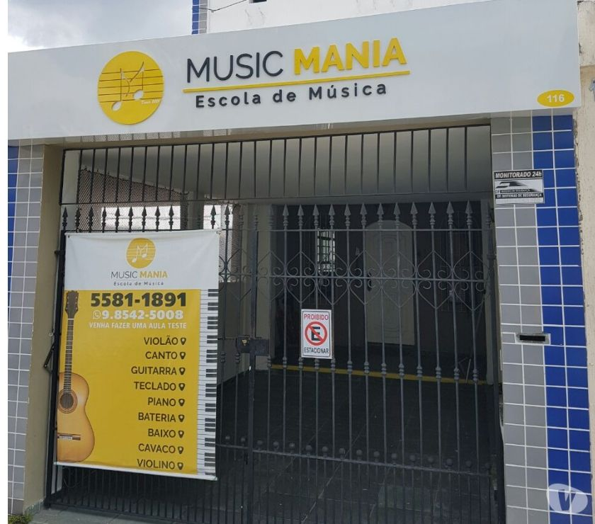 Fotos para Aulas de Guitarra - Jabaquara