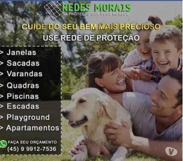 Fotos para REDES DE PROTEÇÃO PARA CRIANÇAS E ANIMAIS