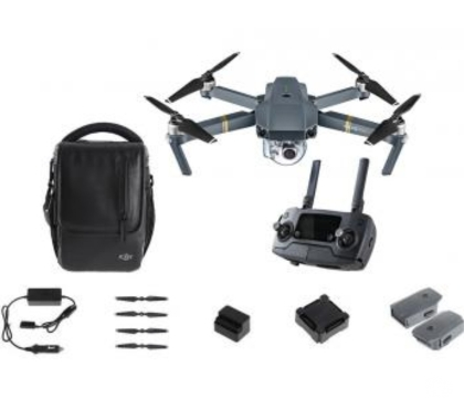 Fotos para Drone DJI Mavic Fly More Combo - Câmera