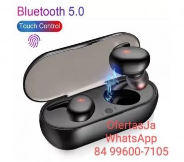 Fotos para Fone Ouvido B3000 Bluetooth 5.0 Mini-Fone Sem Fio Digital