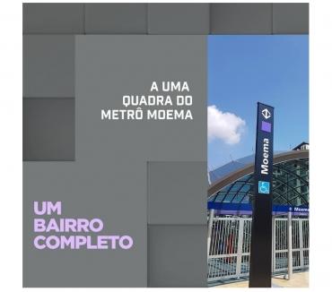 Fotos para Breve Lançamento Urbic Sabiá Moema Studios de 24 a 32 m² SP