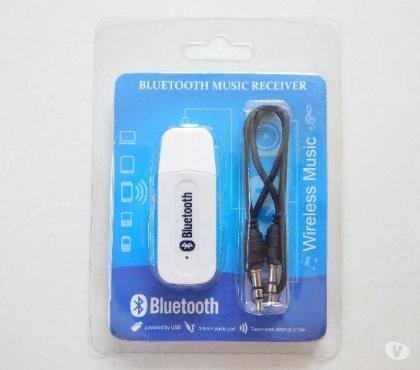 Receptor de Áudio Bluetooth Conector P2 Branco comprar usado  Natal RN