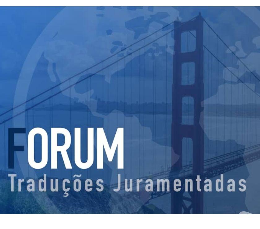 Fotos para Tradutor Juramentado - Fórum Traduções Juramentadas