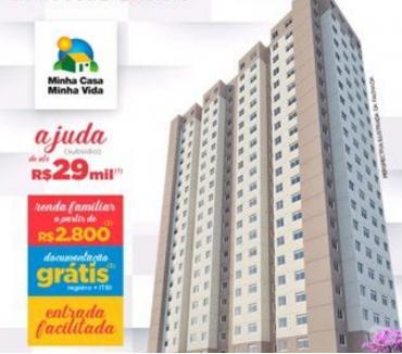 Fotos para Apartamento Campo Limpo 2 Dorms. R$163.620