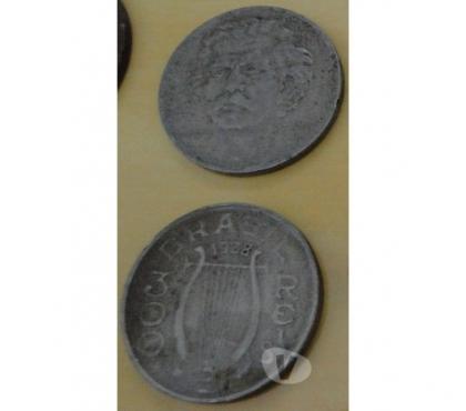 Fotos para Moeda De 300 Réis 1938-Carlos Gomes,Reverso Invertido!