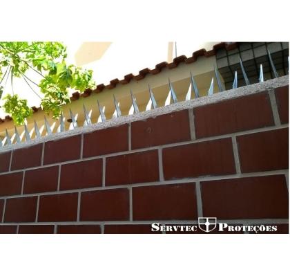Fotos para Lança de Proteção (wall spike) RJ-RIO