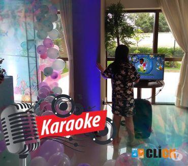 Fotos para Aluguel de Karaoke pra sua festa!